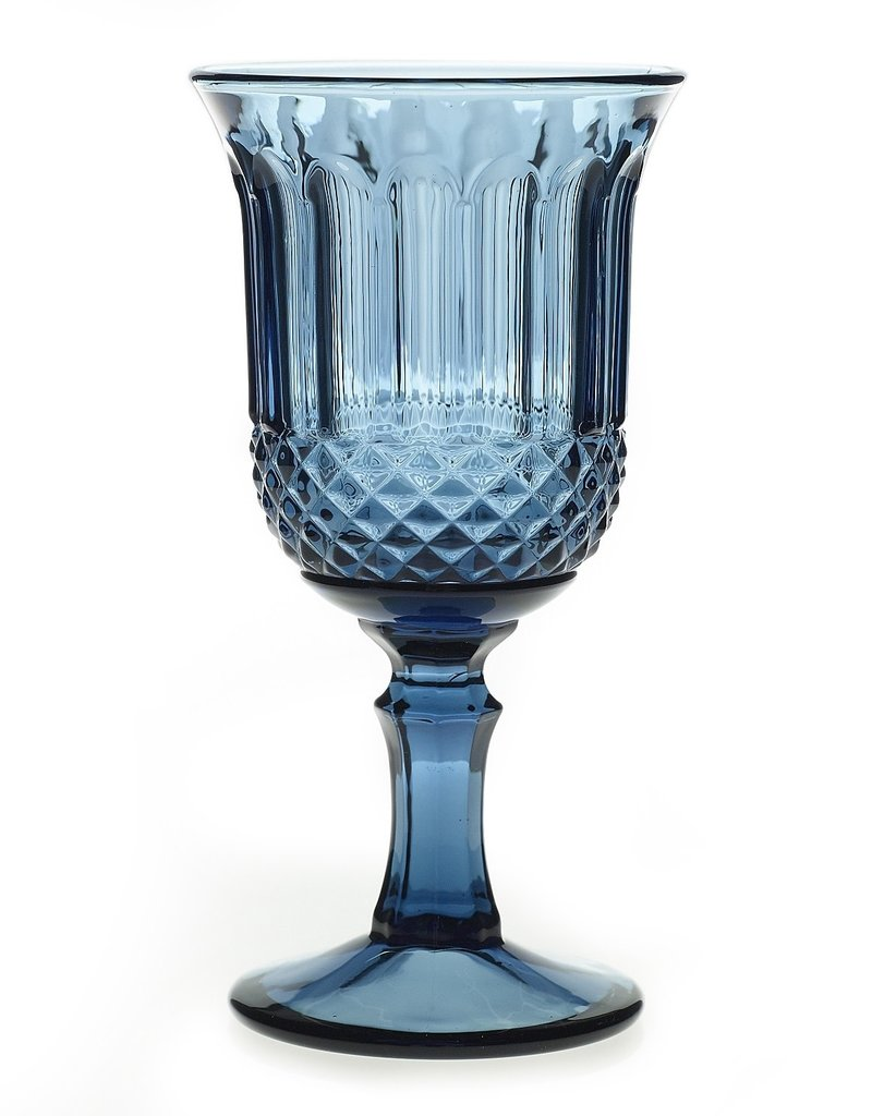 Rosaline Glass Blue