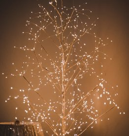 Gold Fairy Light Tree - 5'