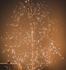 Gold Fairy Light Tree - 3'