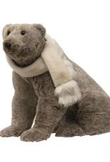 Faux Bear Christmas