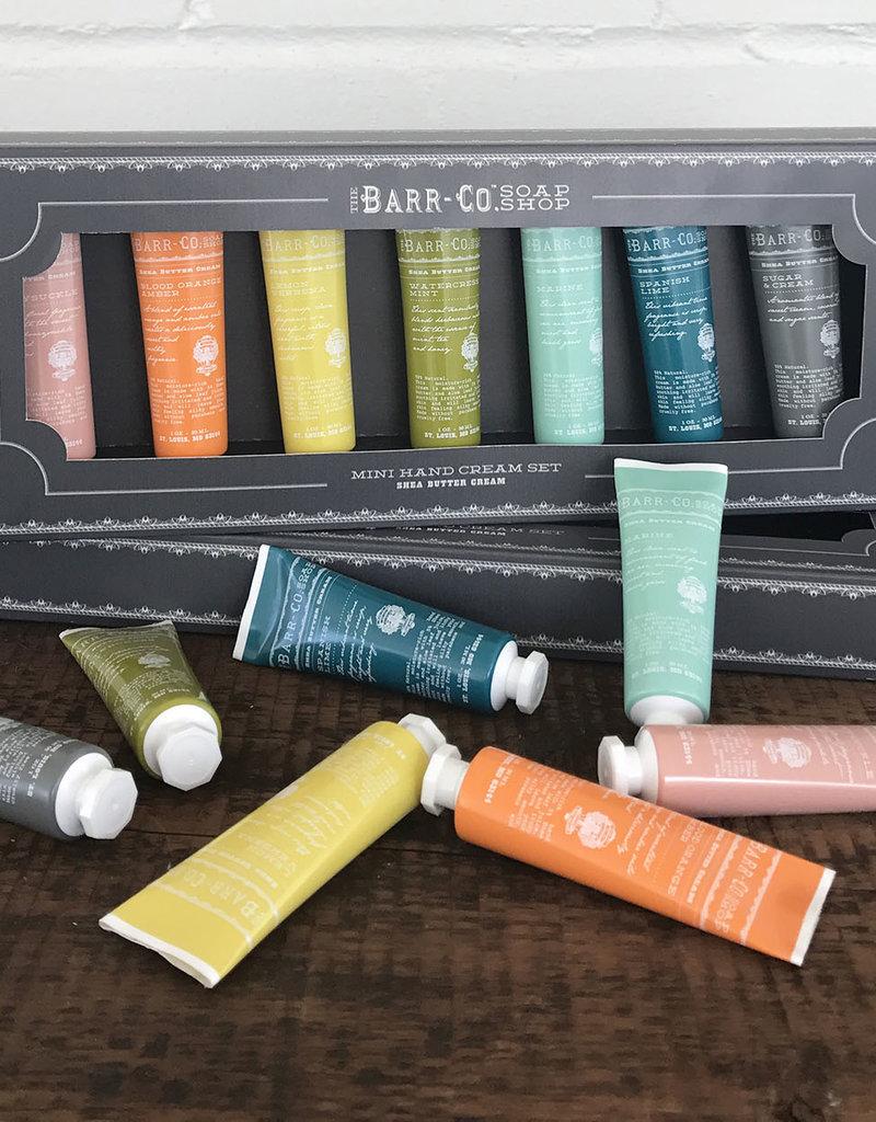 Mini Hand Cream Set-Barrco