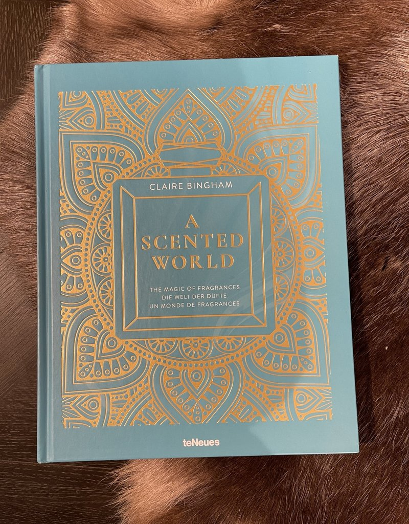 Scented World Blue Book