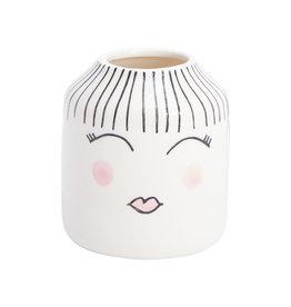 Face Baby Pot