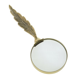 Magnifying Glass Feather