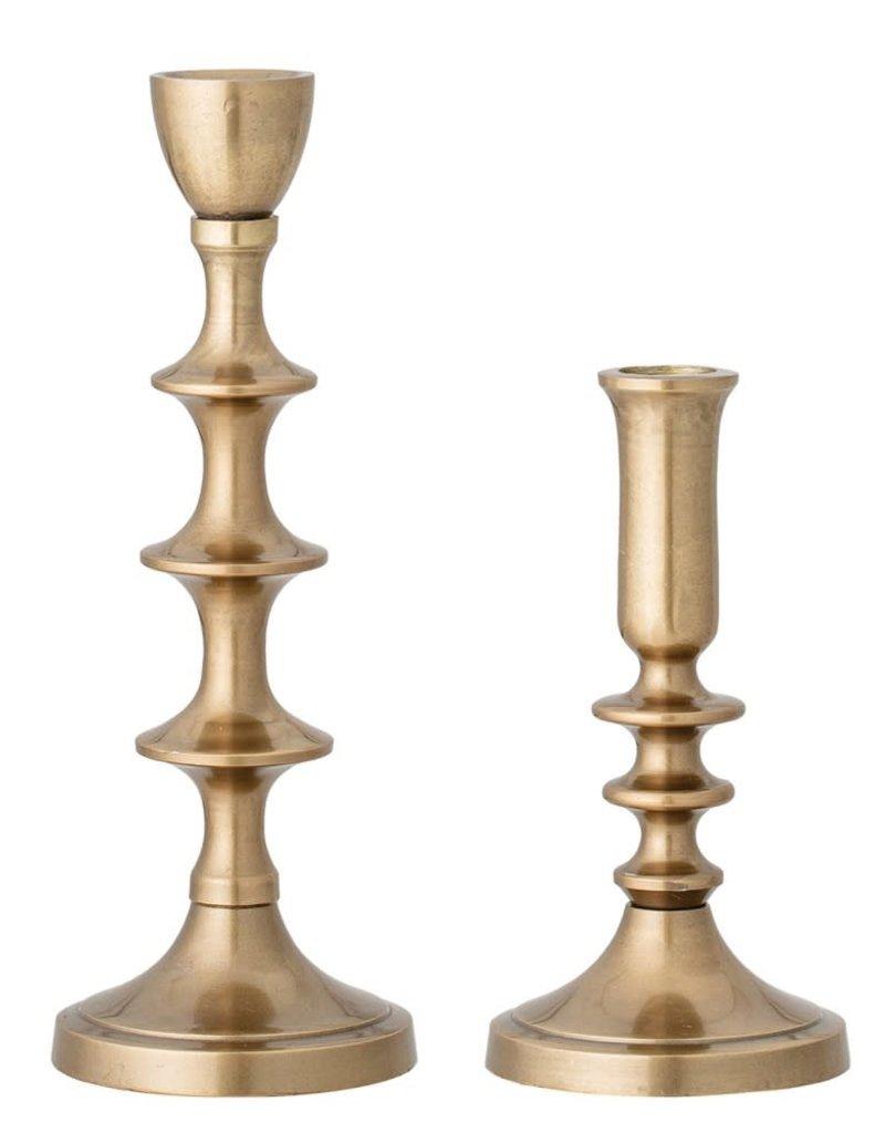 Metal Candle holder set of 2