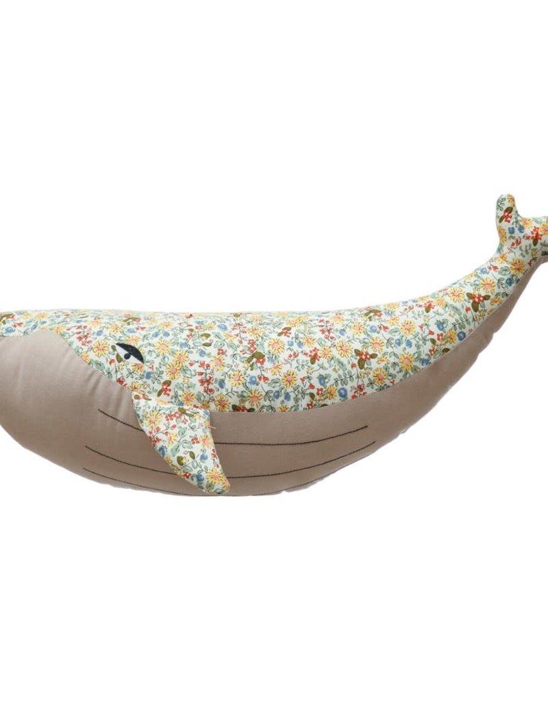 Plush Whale