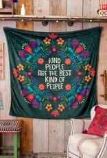 Kind People Tapestry Blanket