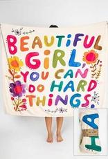 Beautiful Girls Tapestry Blanket