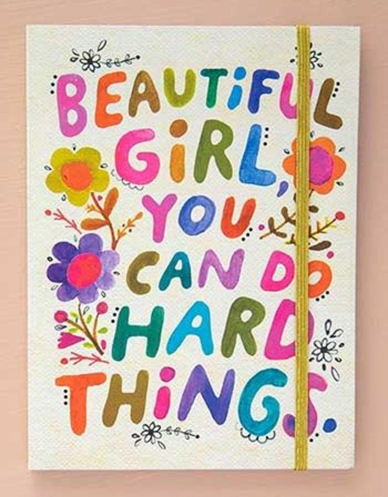 Natural Life Journal Beautiful Girl