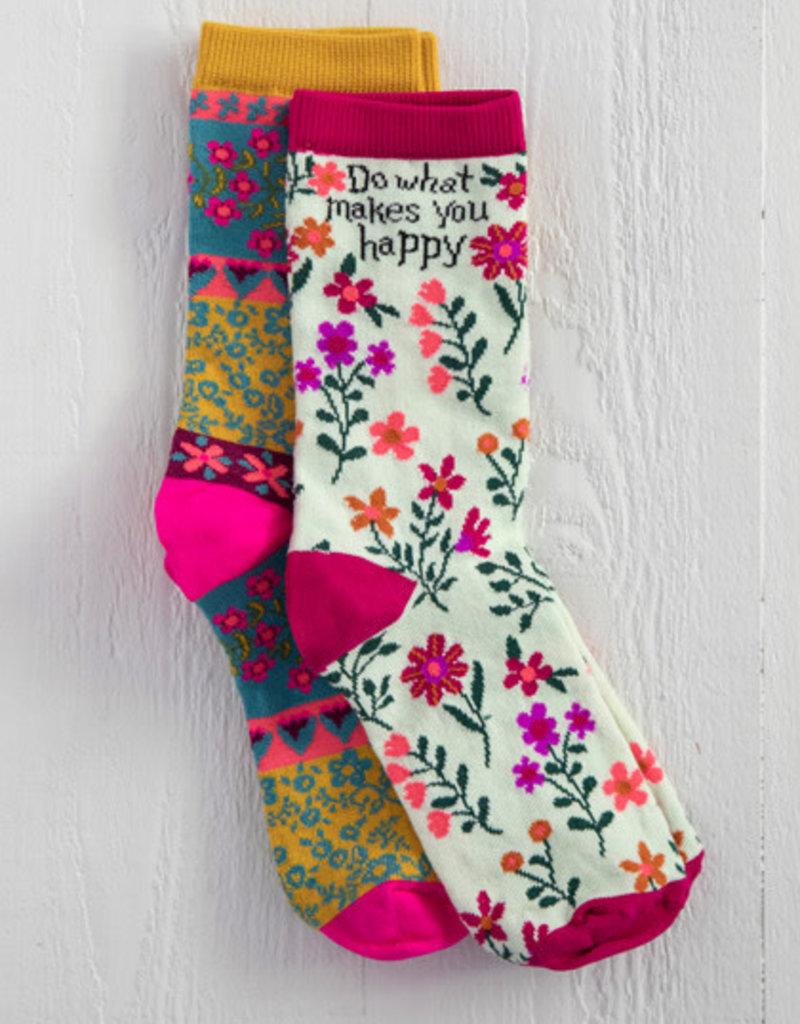 Happy Boho Sock Set