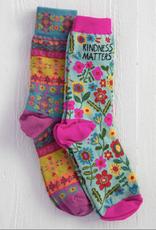 Natural Life Kindness Matters Sock Set
