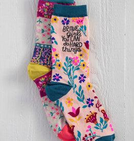 Natural Life Brave Girl Boho Sock Set