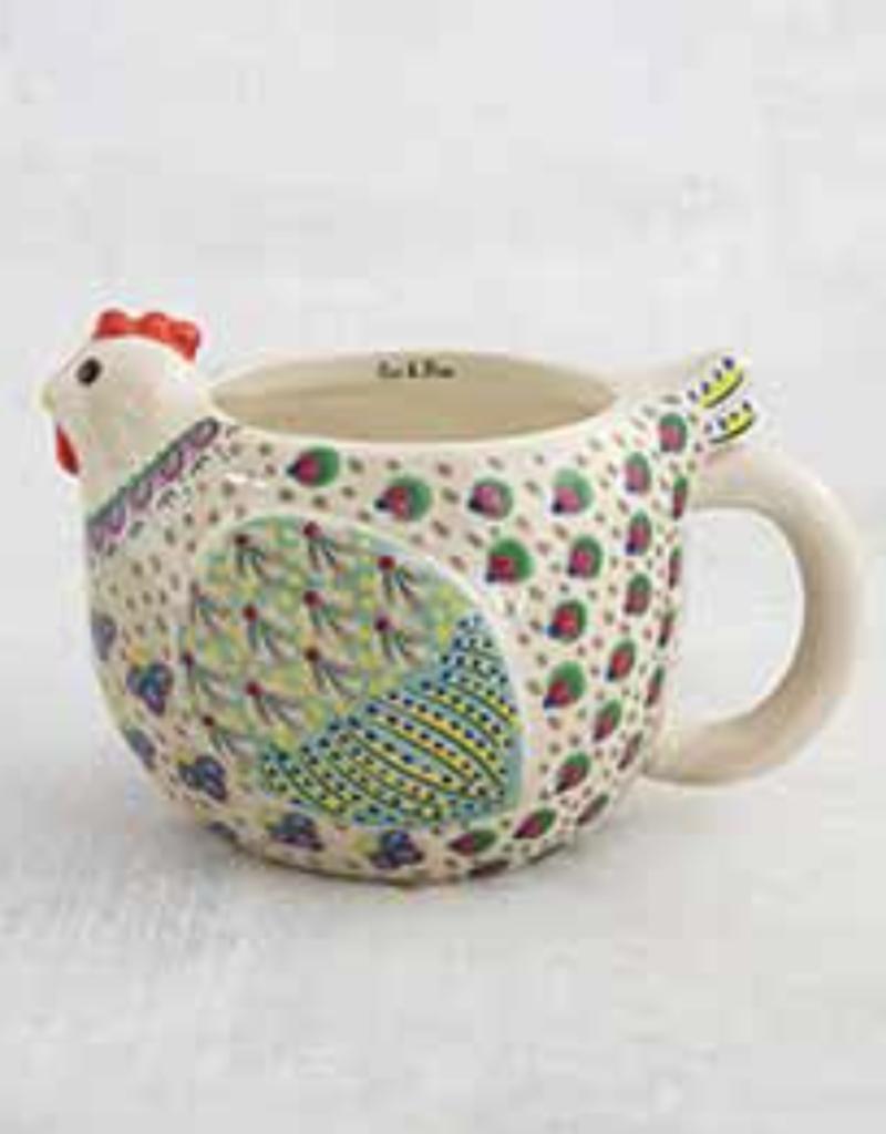 Natural Life Penny the Chicken Mug