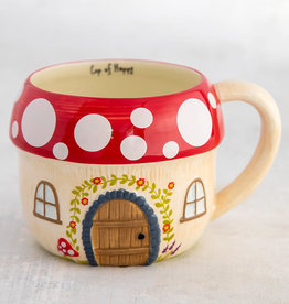 Natural Life The Gnome's House Mug