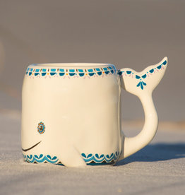 Wilma The Whale Mug