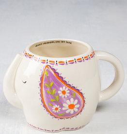 Edith The Elephant Mug