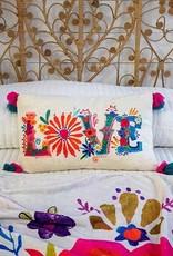 Natural Life Love Cozy Pillow