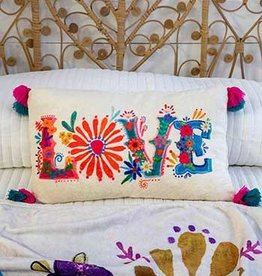 Natural Life Love Cozy Pillow