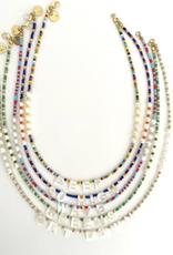 Miami Beach Wave Necklace