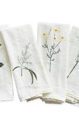 Herbal Tea Garden Napkins Set of 4