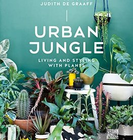 Urban Jungle Living & Styling With Plants Book
