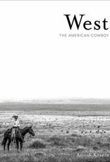 West: The American Cowboy Book