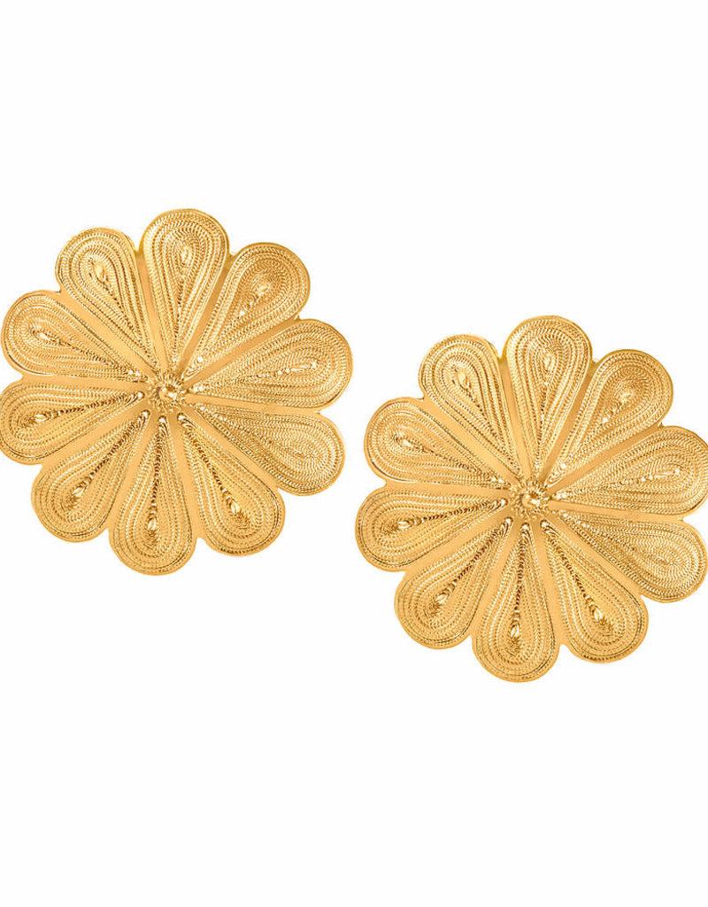 Las Flores Earrings