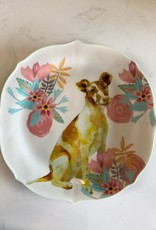 Nature Dog plate