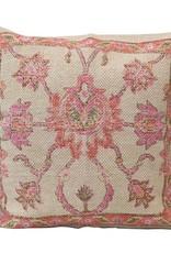 Square Cotton Printed Pillow