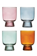 Drinking Glass-Set of 4