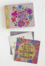 Happy Notes Tiny Pink Floral