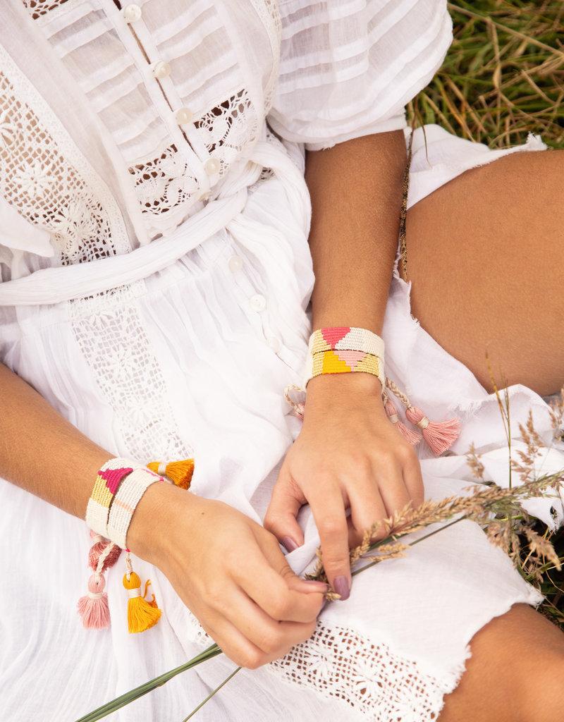 Erika Valencia Bracelet Telar
