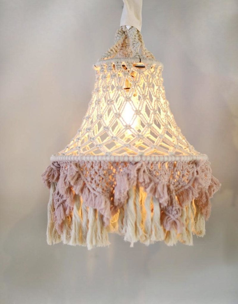 Ceiling Lamp Emma Blush