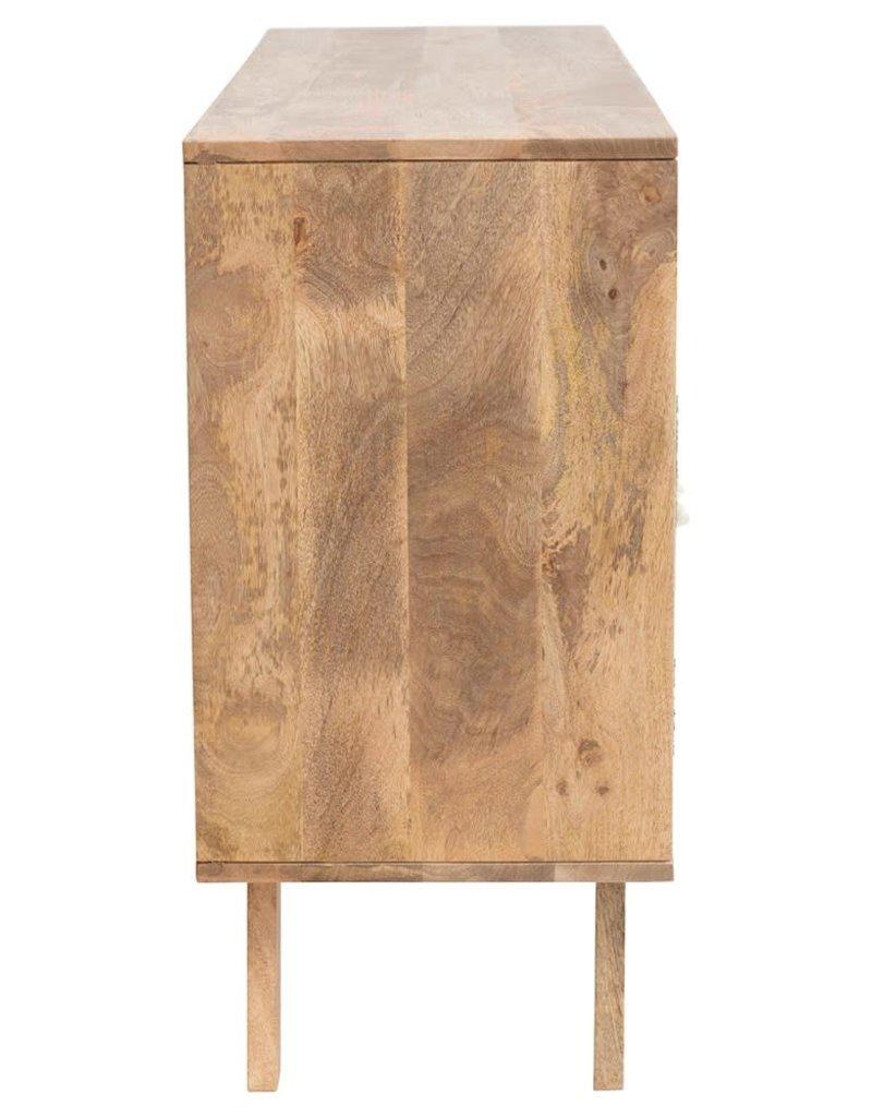 Mango Wood Console