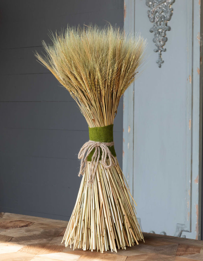 """Gathered Wheat Sheath 27"""""""
