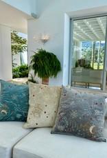 Handmade Colombian Pillows Gray