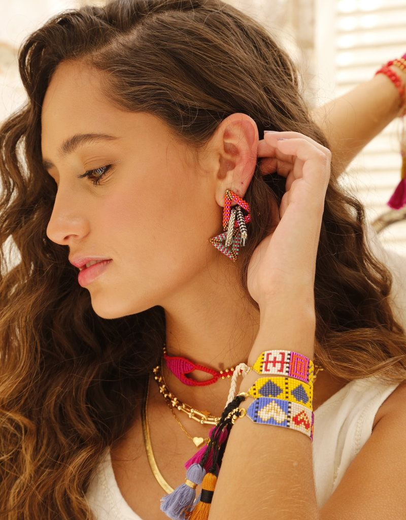 Erika Valencia Earrings Carlota