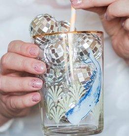 Yvonne Ellen Whale Hi ball Glass 55 CL