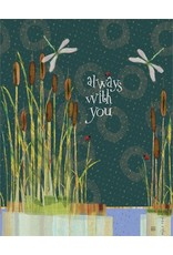 """Always with You 20"""" Art Pole"""