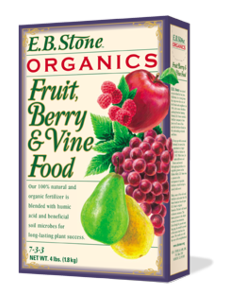 E.B. Stone EB Stone Fruit Berry & Vine 15lb