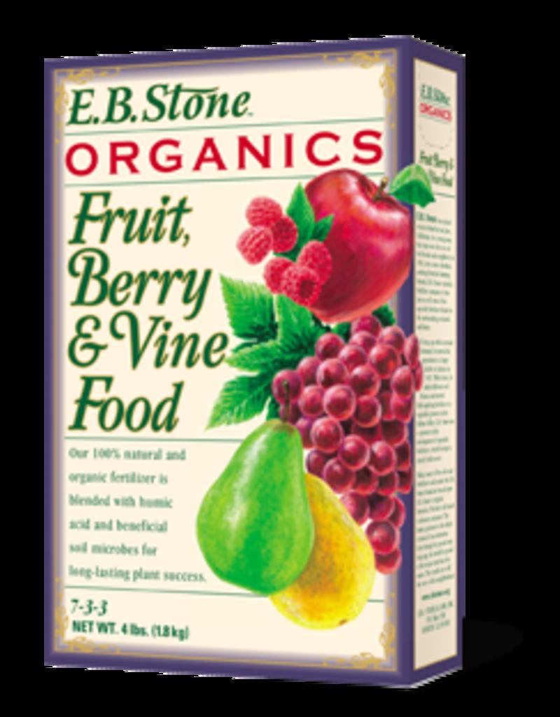 E.B. Stone EB Stone Fruit Berry & Vine 4lb