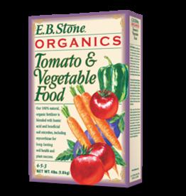 E.B. Stone EB Stone Tomato & Vegetable Food 4lb