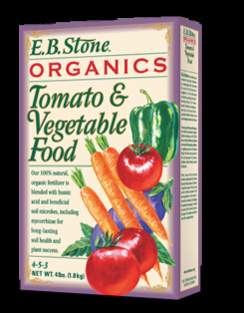 E.B. Stone EB Stone Tomato & Vegetable Food 15lb