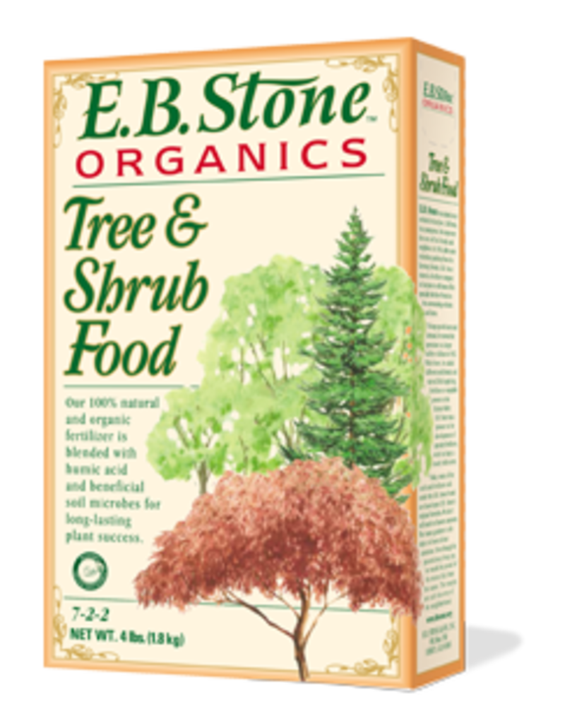 E.B. Stone EB Stone Tree & Shrub Food 4LB