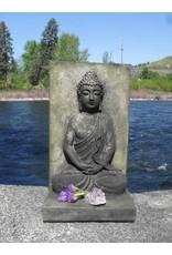 Greenman Buddha Altar