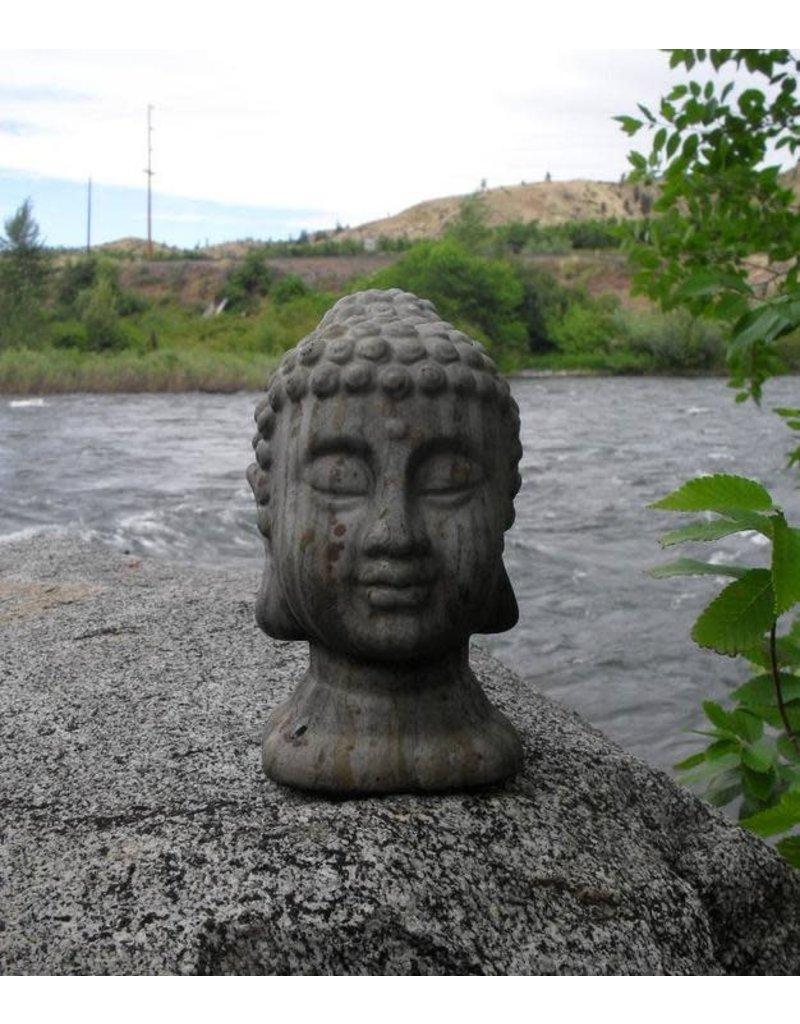Greenman Buddha Head, Small