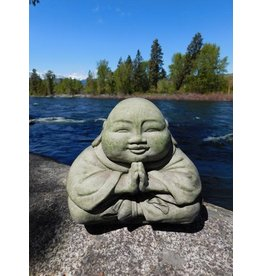 Greenman Buddha, Large