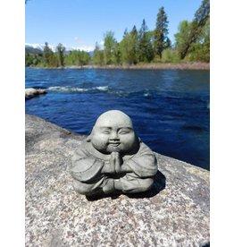 Greenman Buddha, Small