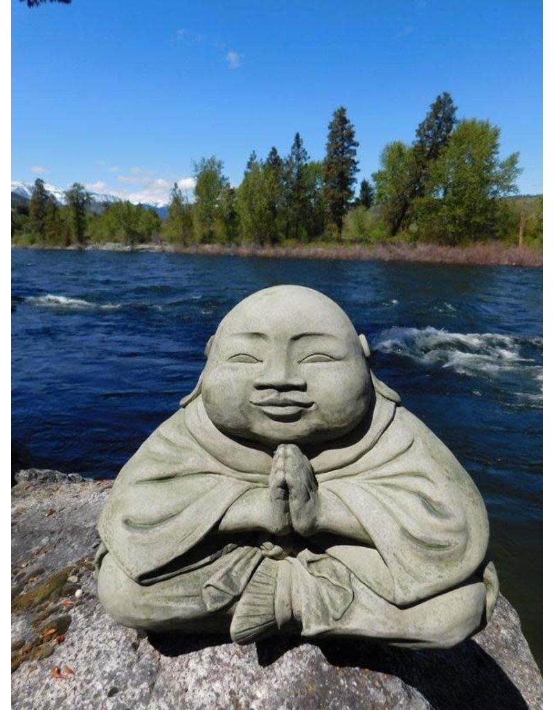 Greenman Buddha, XL