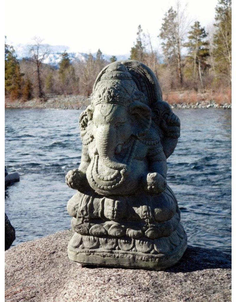 Greenman Ganesh, Large